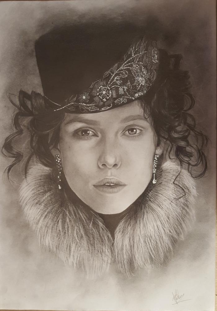 Keira Knightley by Ayame90